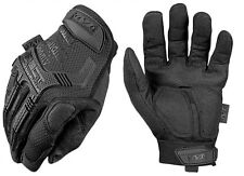 SIZE TAGLIA XL GUANTI SOFTAIR MECHANIX WEAR M-PACT NERI MPT-55 AIRSOFT GLOVE