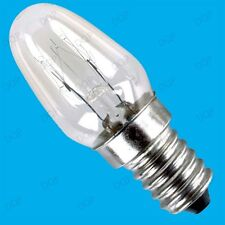 100x 7W Dusk Dawn Night Light Lamp Spare Mini Bulbs E14 SES Small Screw 14mm Dia