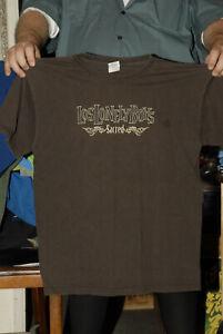 Los Lonely Boys Sacred T shirt texas latino blues Large Gildan