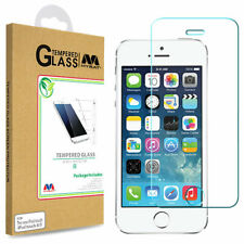 Apple New iPod Touch 5 6th Gen Tempered Glass Screen Protector Guard Protective
