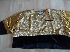 CHAMPAGNE LIGNE schönes weites Shirt schimmernd Asia Stil EG NEU  HMI1115