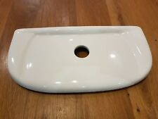 White cistern lid W30