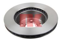 Brake Disc (2 Pcs) - NK 209306