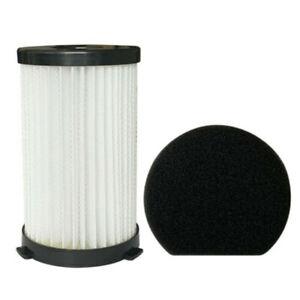 Sponge HEPA Filter Replenishment Kit For MooSoo D600 D601 Corded Vacuum Cleaner
