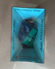 1981 Rubik's Pocket Cube Ideal No. 2181-6 NIB NEW SEALED