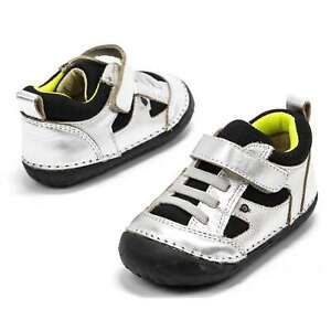 Baby Boy Shoes Old Soles Bru Pave Toddler Sneakers With Hook and Loop NEW