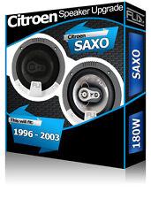 "Citroen Saxo Front Door speakers Fli 5.25"" 13cm car speaker kit 180W"