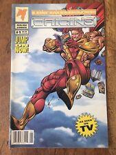Ultraverse Origins (1994) #1 Vf Malibu Comics Key 1st Issue Combine Shipping