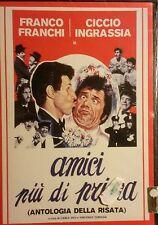 DVD -AMICI PIU' DI PRIMA (ANTOLOGIA DELLA RISATA) F. Franchi  Ciccio Ingrassia -