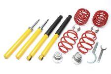 coilover adjustable suspension lowering kit Opel Vauxhall Astra MK2 Kadett E