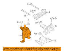 MAZDA OEM 11-14 2-Engine Motor Mount Torque Strut D65239060H
