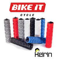 BLACK HANDLE BAR GRIPS - MOUNTAIN BIKE MTB BMX BICYCLE CYCLING CYCLE SCOOTER 1PR