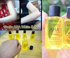 AHA SPEED SERUM FOR MIXED WITH BODY LOTION WHITE MIRACLE BRIGHTENING SKIN 30 ML.