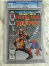 Marvel Team-Up (1972 1st Series) #117 CGC 9.8 WHITE PAGES