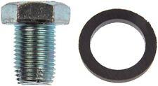 65204 Dorman Oil Drain Plug Oversize 1/2-20 S.O., Head Size 3/4 In.