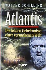 Atlantis: Die letzten Geheimnisse einer versunkenen... | Buch | Zustand sehr gut