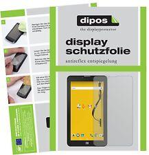 2x Archos Kodak Tablet 7 Zoll Screen Protector Protection Anti Glare dipos