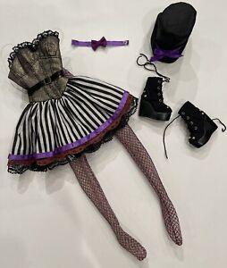 "Robert Tonner Sinister Circus Dark Mistress Outfit Tyler 16"" Fashion Doll Ltd"
