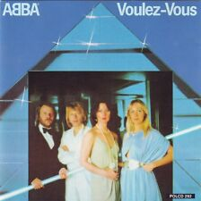 ABBA - VOULEZ-VOUS CD RARE WEST GERMANY SILVER PRESSING POLCD-292