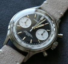 MERKUR-PierrePaulin Panda Chronograph Pilot Watch Tianjin Sea-gull ST1901 1963