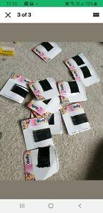 Black Hair Pins