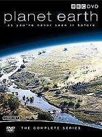 Planet Earth - Complete Series [2006] [DVD], Very Good DVD, David Attenborough,