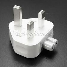UK 3 Pin AC Power Travel Wall Plug Adaptor Charger for Apple iPad MacBook Ipods