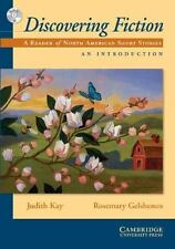 Discovering Fiction, An Introduction, Pre-intermediate Student's Book -ExLibrary