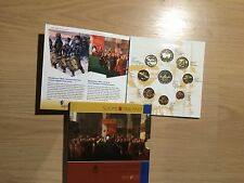 Muntset Finland 2009 BU Rahasarja II DE Bijzondere  ZELDZAAM