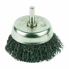 Silverline Rotary Steel Wire Cup Brush 50mm PB03