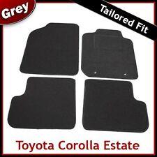 TOYOTA COROLLA Estate 2002 2003 2004 2005...2007 Tailored Carpet Car Mats GREY