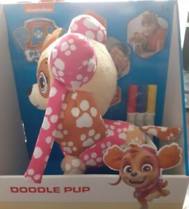 Paw Patrol Doodle Pup Skye - Doodle, Play, Then Wash Away - New in Packaging