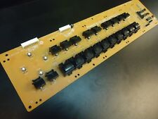 ROLAND RD-700 PIANO/SYNTHESIZER PANEL-R BOARD 71788356 SWITCH BUTTON SELECT PCB