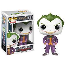 Funko Pop DC Batman Arkham Asylum The Joker #53 Vinyl Figure NIB