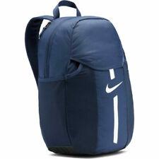 Nike Academy Team Backpack School Bag Laptop Sports College Backpacks Bags Blue