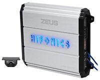 New Hifonics Zeus ZXX-1200.1D 1200W Mono Block Class D Car Audio Amplifier Amp