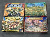 Empty Classic Board Game Boxes, Varying Condition, Mighty Empires Gorkamorka etc