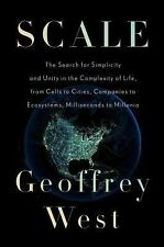 SCALE - WEST, GEOFFREY - NEW HARDCOVER BOOK