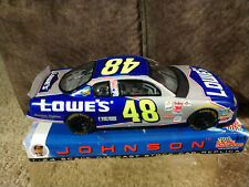 2002 Jimmie Johnson #48 Lowe's 1/24 Monte Carlo diecast stock Racing Champions