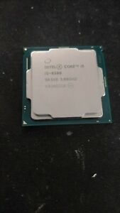 Intel Core i5 8500 Processor CPU 3.0GHz LGA1151 *FULLY TESTED*