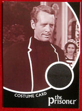 THE PRISONER Vol 2 - PATRICK McGOOHAN'S JACKET - COSTUME CARD PV2 C5 - Cards Inc