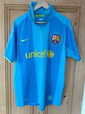 7716de1c73e FC Barcelona Away 2007-08 season vintage Nike football shirt - Medium Men's  fit