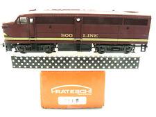 Frateschi Trens Electricos 3115 Diesellok FA 1 SOO Line sehr gut erhalten OVP