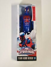 Marvel Ultimate Spider-Man 2099 Titan Hero Series.