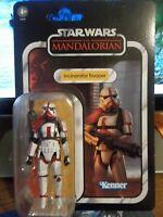 "Star Wars The Mandalorian Incinerator Trooper VC177 Vintage Kenner ""BRAND NEW"""