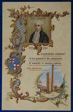 """LUIGI GALVANI  illustrata postcard no viaggiata """"900 f/p #22218"""