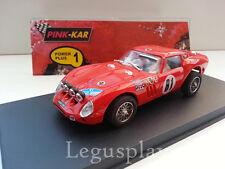 Slot Scalextric Pink-Kar CV 052 Ferrari 250 GTO Rallye de Gerona (Rojo)