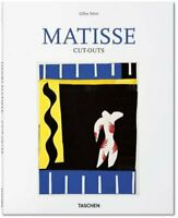 Matisse - Cut-Outs by Gilles Neret Book The Cheap Fast Free Post