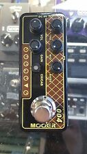 Mooer Micro Preamp 004Day Tripper based on a VOX AC30 - Mini Pedal
