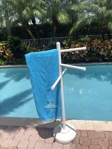 Frontgate Pool Towel Rack